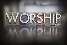 Worship Letterpress