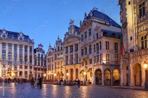 Foto op Canvas Brussel Brussels, Belgium