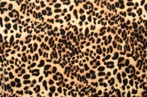 Poster Leopard tiger cotton