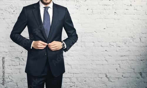 Fotografía  Man in suit