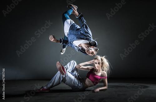 Couple de danseur