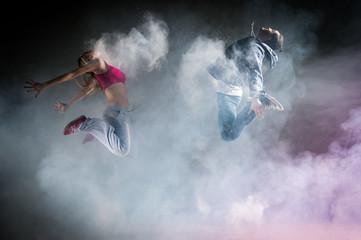 Fototapeta Danse moderne