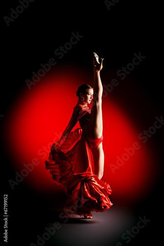 Photo  tango actress