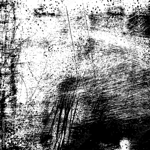 Photo Grunge Painted Texture