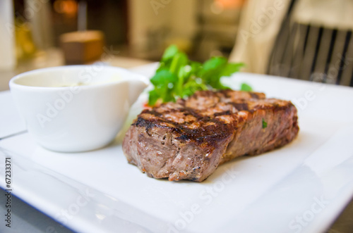 Papiers peints Steakhouse beef steak