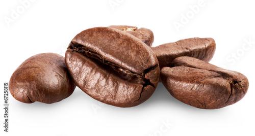 Foto op Plexiglas koffiebar Coffee beans