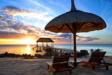 Mauritius Sunset  In Mauritius...