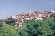 VENCE ( 06 Alpes Maritimes ), Vue sur la Cité Historique intra-