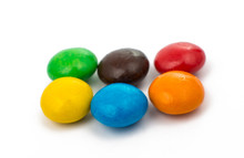 Chocolate Color Buttons