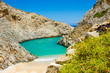 Crete Bay - Beautiful isolated Bay in the southern of crete, cl