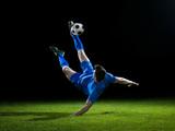 Fototapeta Sport - soccer player