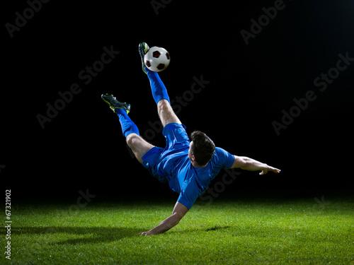 Fotografia soccer player