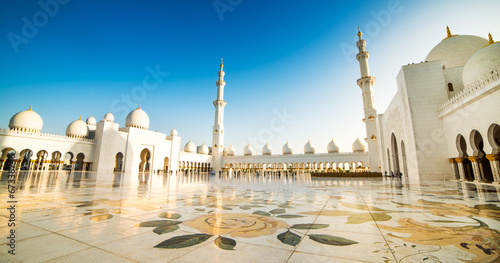 Photo  Sheikh Zayed Grand Mosque