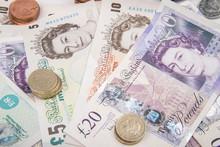 Pound Sterling Money