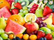 canvas print picture - Fruits