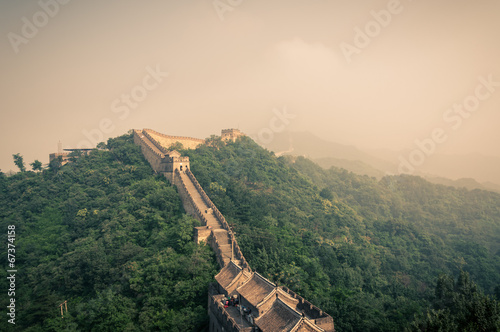 Papiers peints Muraille de Chine The Great Wall