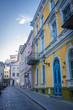 Street of Tallinn Estonia