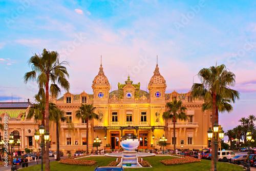 Fotografía  Casino Monte Carlo, Monaco