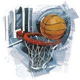 Mecz koszykówki - 67421192