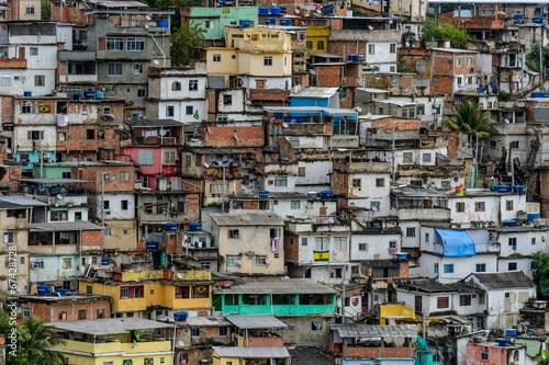 Photo sur Toile Gris traffic Rio de janeiro