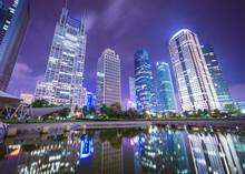 Shanghai, China Cityscape