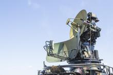 Military Radar From Cold War E...