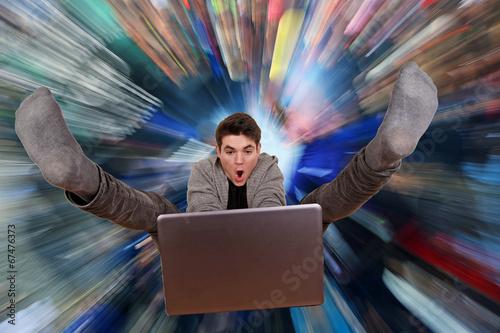 Fényképezés  Schnelles Internet
