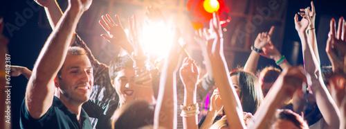 Fotografia Party people