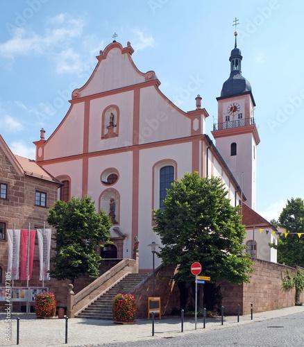 Evangelische kirche hilpoltstein