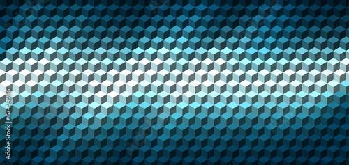 Kubik-Formen und geometrische Gestalten