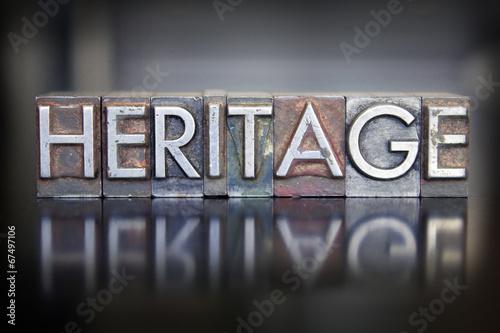 Fotografía  Heritage Letterpress