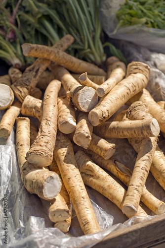 Valokuva Horseradish
