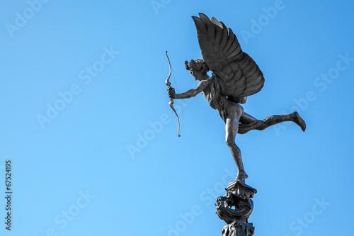 Photo  Cupid statue