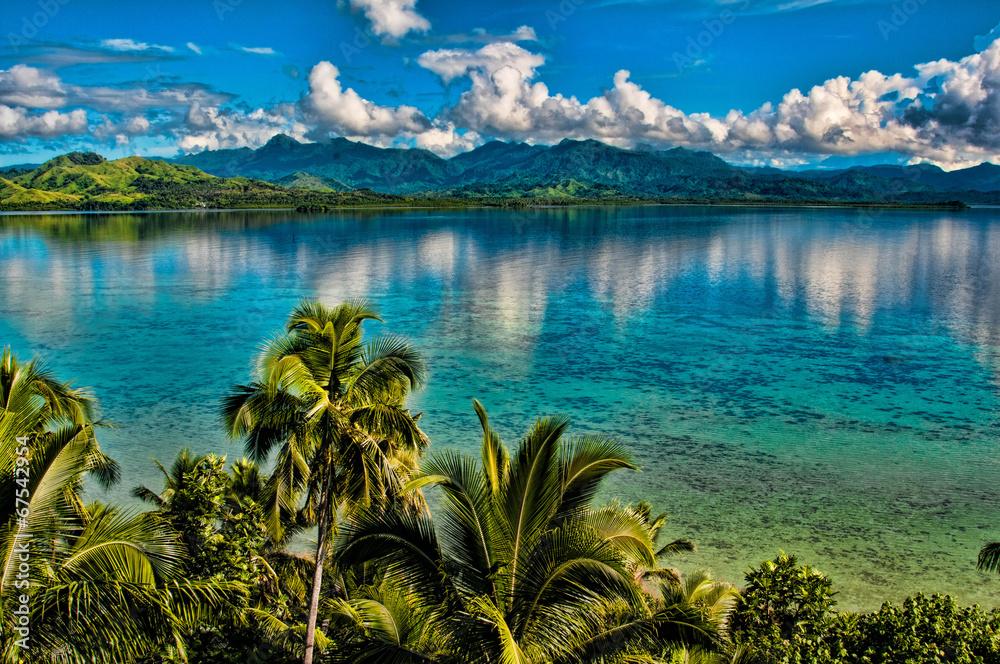 Fototapety, obrazy: Fiji Fantasy