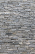Stone Wall - Vertical aspect in Colour