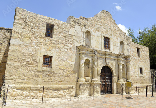 Photo The Historic Alamo, San Antonio, Texas, USA