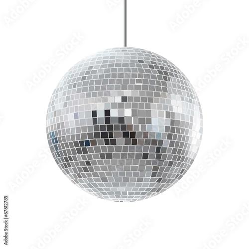 Fotografía  disco ball