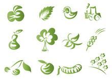 Ikonki Kliparty Przyroda Rolni...