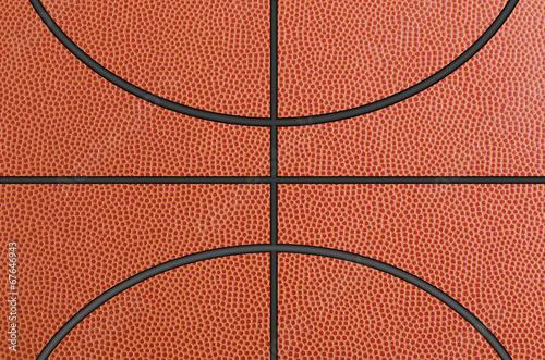fototapeta na lodówkę Tło koszykówki