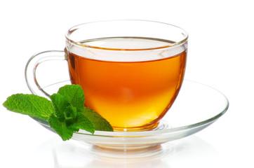 Fototapeta tea in cup