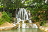 Interesting waterfall in Slovakia