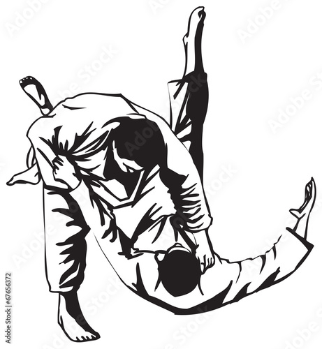 Judo fight - 67656372