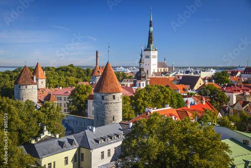 Photo  Tallinn Estonia