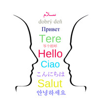 Hello. Learn Study Speak Modern Languages.