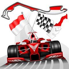 FototapetaFormula 1 GP Monaco