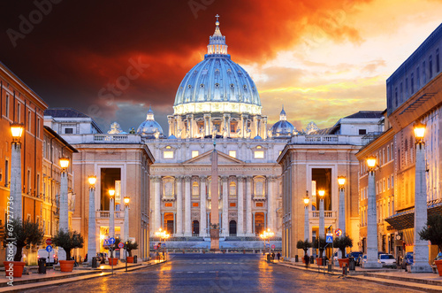 Photo Stands Rome Rome, Vatican city