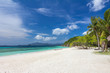 White beach in the Philippines - Palawan Island
