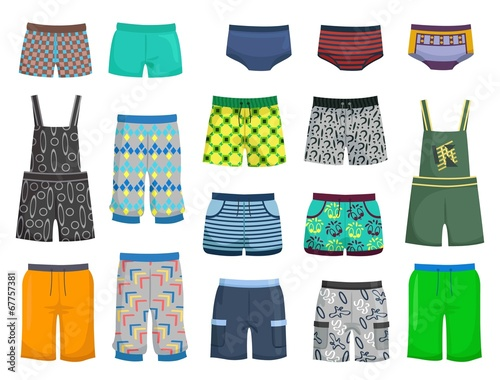 Fotografía  Shorts and panties