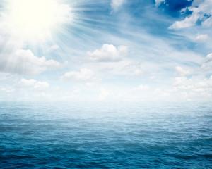 Naklejka Ocean