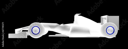 Foto op Plexiglas F1 F1 car